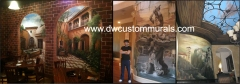 Dream Walls Custom Murals