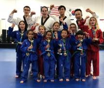 Club TKD Martial Arts