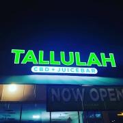Tallulah CBD + Juicebar