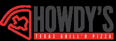Howdy's Texas Grill'd Pizza