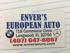 ENVER'S EUROPEAN AUTO