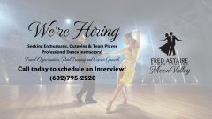 Fred Astaire Dance Studios-Moon Valley