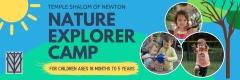 Nature Explorer Summer Camp