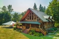 The Wallace Falls Lodge