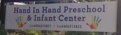 Hand In Hand Preschool and Infant Center