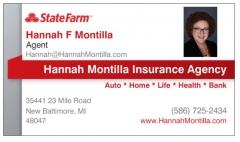 Hannah Montilla State Farm