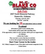 H. C. Blake Co. Inc.