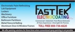 Fasttek Electrocoating