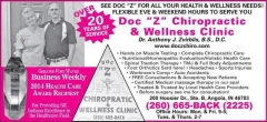 DOC Z CHIROPRACTIC CLINIC