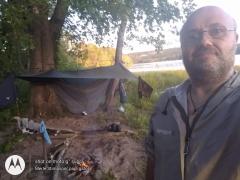 Wildlife survival instructor