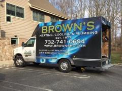 Brown's Heating, Cooling & Plumbing