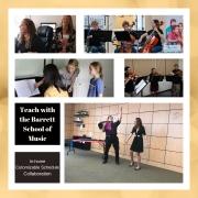 Barrett School of Music