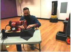 RVA Gym Upholstery