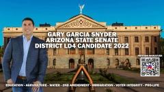 Gary Garcia Snyder 4 AZ Senate
