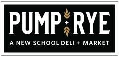 Pumpernickel + Rye