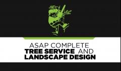 ASAP Complete Tree Service and Landscape Design