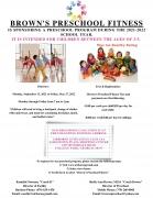Brown's Preschool Fitness, LLC
